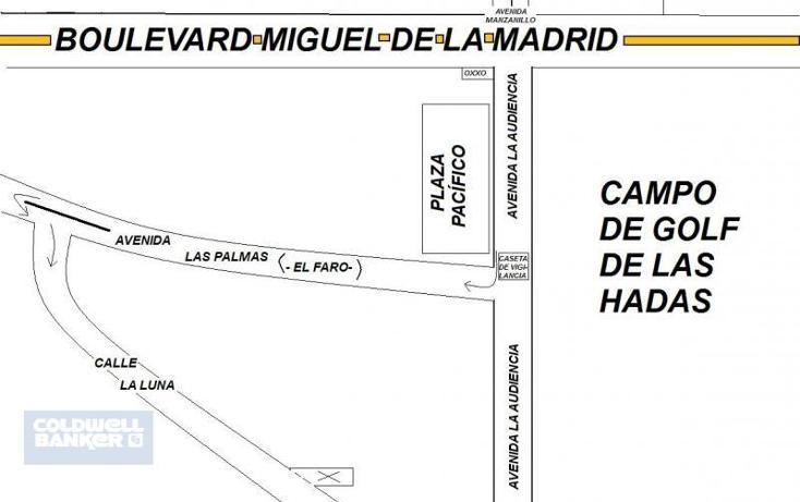Foto de terreno habitacional en venta en  22, la audiencia, manzanillo, colima, 1652079 No. 14