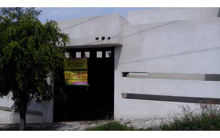 Foto de casa en venta en  , la luz, morelia, michoacán de ocampo, 1104743 No. 01