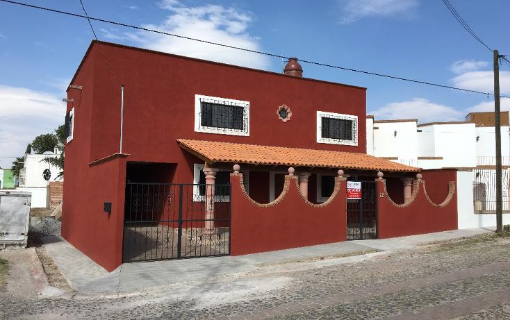 Foto de casa en venta en  , la luz, san miguel de allende, guanajuato, 1927263 No. 01