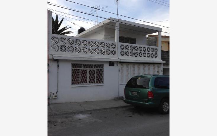 Foto de casa en venta en  , la madrid, saltillo, coahuila de zaragoza, 845417 No. 01