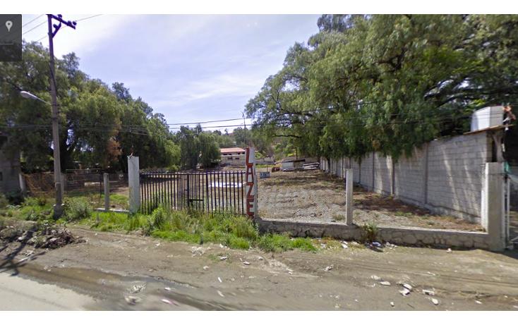 Foto de terreno industrial en venta en  , la magdalena atlicpac, la paz, méxico, 1298009 No. 01