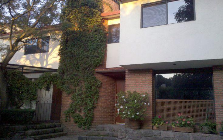 Foto de casa en condominio en renta en, la magdalena, la magdalena contreras, df, 1769451 no 01