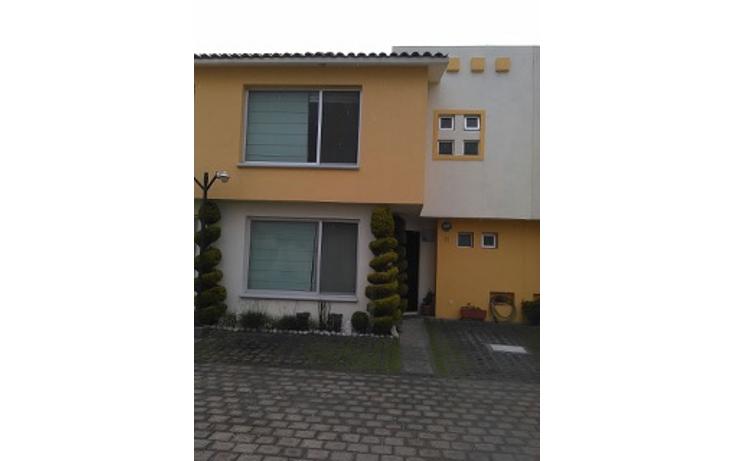 Foto de casa en condominio en venta en  , la magdalena, san mateo atenco, méxico, 1306977 No. 01
