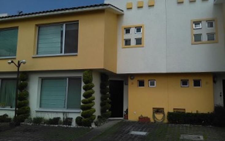 Foto de casa en condominio en venta en  , la magdalena, san mateo atenco, méxico, 1306977 No. 04