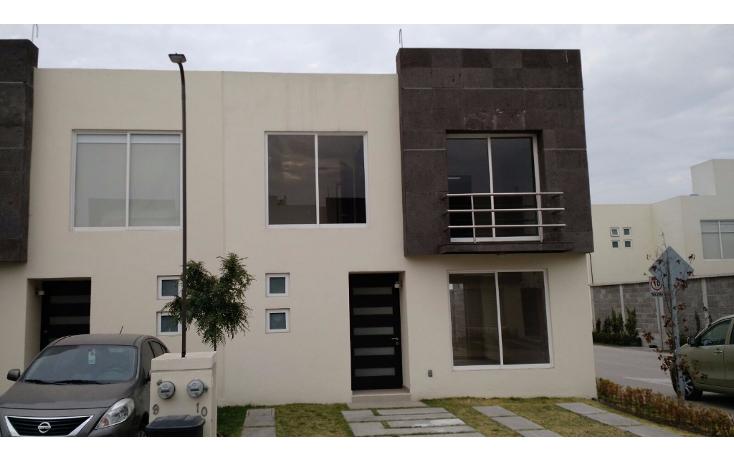 Foto de casa en condominio en renta en  , la magdalena, san mateo atenco, méxico, 1639104 No. 01