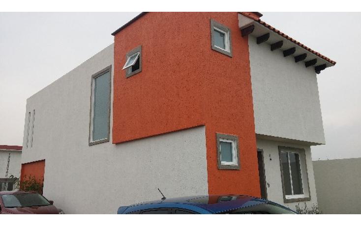 Foto de casa en condominio en venta en  , la magdalena, san mateo atenco, m?xico, 1661518 No. 01