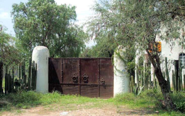 Foto de terreno habitacional en venta en  , la magdalena, tequisquiapan, querétaro, 1226973 No. 01