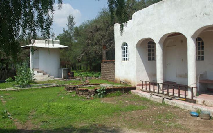 Foto de terreno habitacional en venta en  , la magdalena, tequisquiapan, querétaro, 1226973 No. 02