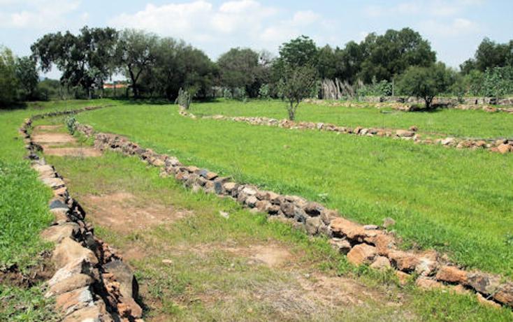 Foto de terreno habitacional en venta en  , la magdalena, tequisquiapan, querétaro, 1226973 No. 07