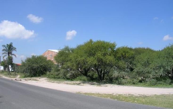 Foto de terreno habitacional en venta en  , la magdalena, tequisquiapan, querétaro, 1239705 No. 01