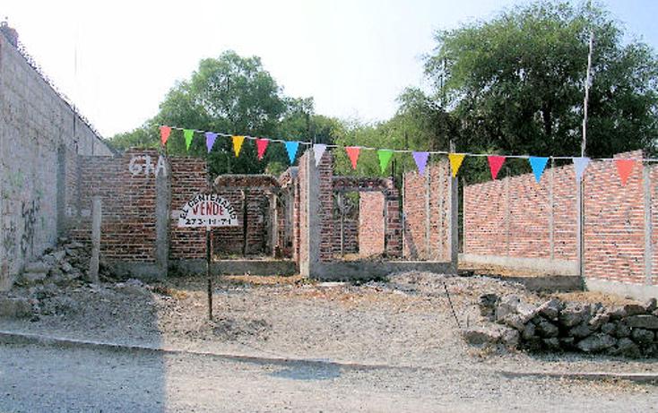 Foto de terreno habitacional en venta en  , la magdalena, tequisquiapan, quer?taro, 1250011 No. 01