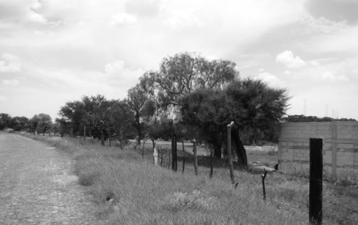 Foto de terreno habitacional en venta en  , la magdalena, tequisquiapan, querétaro, 1269349 No. 01