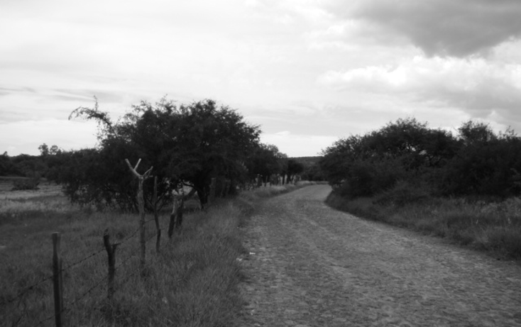 Foto de terreno habitacional en venta en  , la magdalena, tequisquiapan, querétaro, 1269349 No. 12