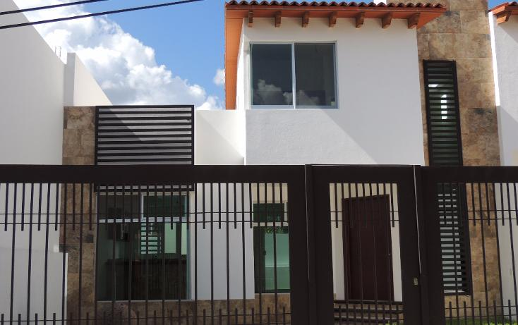 Foto de casa en venta en  , la magdalena, tequisquiapan, querétaro, 1316069 No. 01