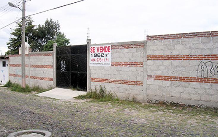 Foto de terreno habitacional en venta en  , la magdalena, tequisquiapan, querétaro, 1344649 No. 03