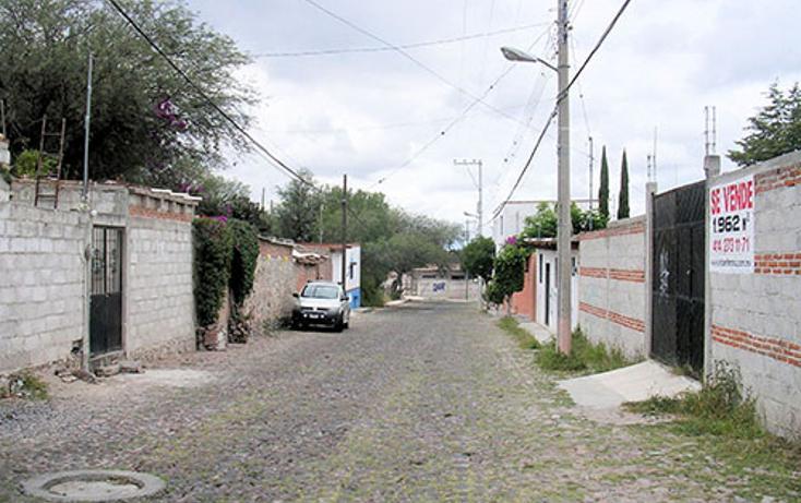Foto de terreno habitacional en venta en  , la magdalena, tequisquiapan, querétaro, 1344649 No. 04