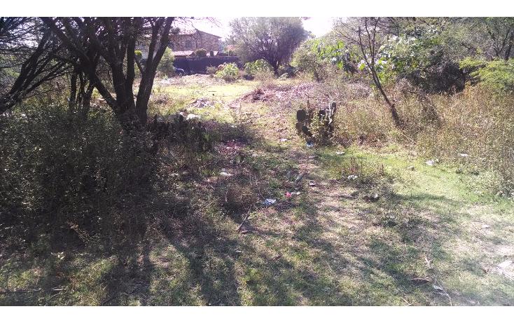 Foto de terreno habitacional en venta en  , la magdalena, tequisquiapan, querétaro, 1475019 No. 02