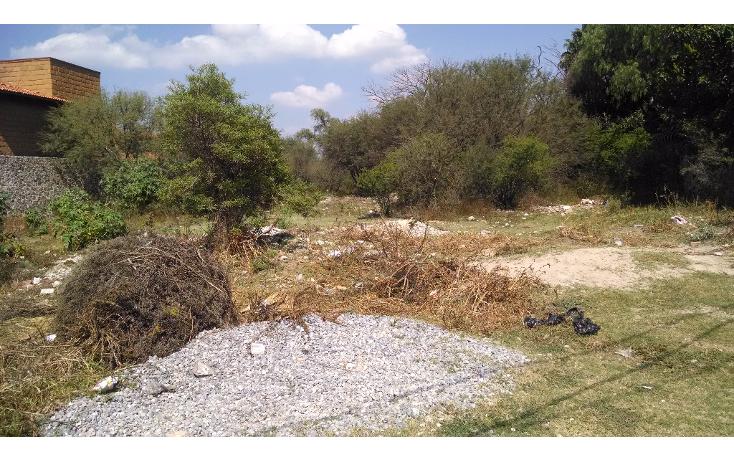 Foto de terreno habitacional en venta en  , la magdalena, tequisquiapan, querétaro, 1475019 No. 05