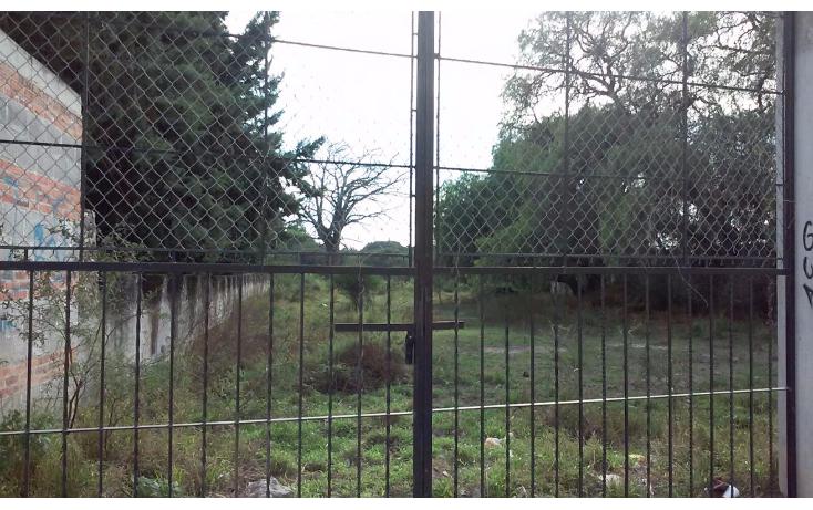 Foto de terreno habitacional en venta en  , la magdalena, tequisquiapan, querétaro, 1526505 No. 01