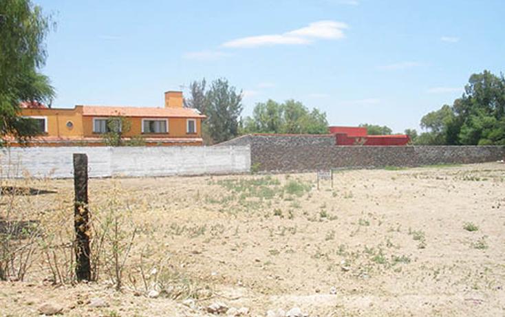Foto de terreno habitacional en venta en  , la magdalena, tequisquiapan, querétaro, 1807990 No. 01