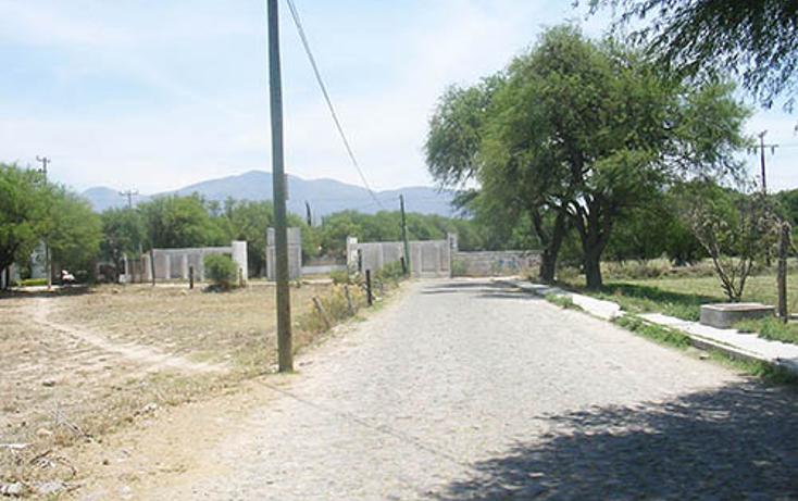 Foto de terreno habitacional en venta en  , la magdalena, tequisquiapan, querétaro, 1807990 No. 02