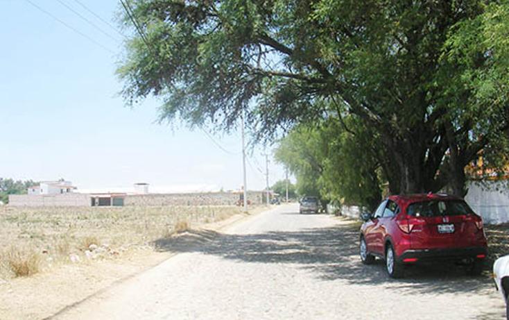 Foto de terreno habitacional en venta en  , la magdalena, tequisquiapan, querétaro, 1807990 No. 03