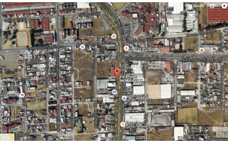 Foto de terreno comercial en renta en  , la magdalena, toluca, m?xico, 1514230 No. 01
