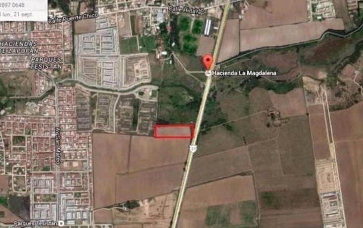Foto de terreno habitacional en renta en  , la magdalena, zapopan, jalisco, 1337105 No. 01