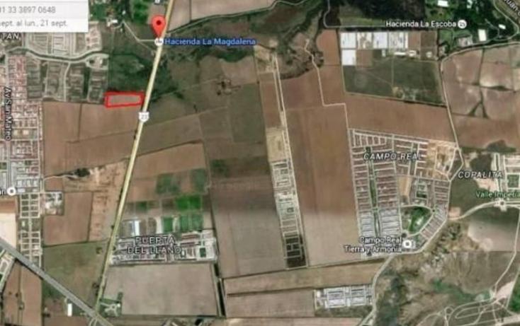 Foto de terreno habitacional en renta en  , la magdalena, zapopan, jalisco, 1337105 No. 02