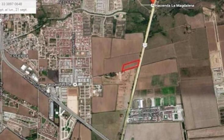 Foto de terreno habitacional en venta en  , la magdalena, zapopan, jalisco, 1337107 No. 01