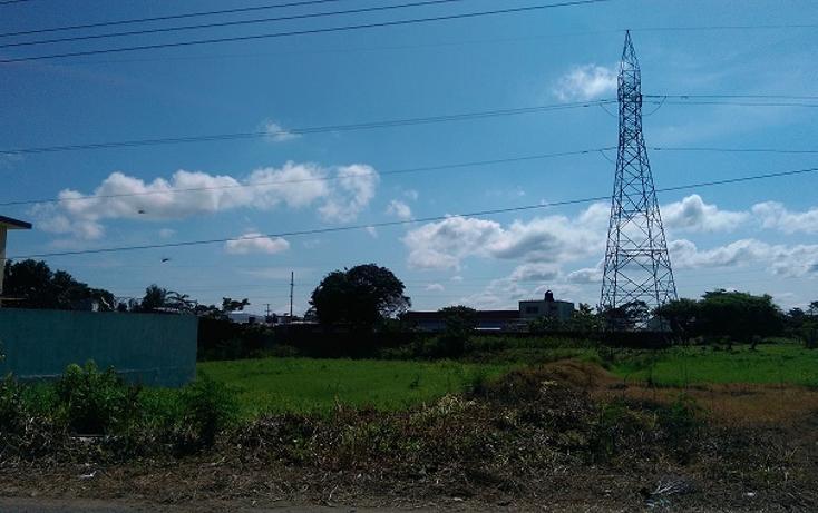 Foto de terreno habitacional en venta en, la majahua, centro, tabasco, 1617830 no 02