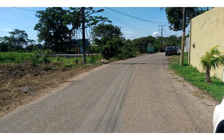 Foto de terreno habitacional en venta en  , la majahua, centro, tabasco, 1617830 No. 03