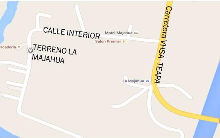 Foto de terreno habitacional en venta en, la majahua, centro, tabasco, 1617830 no 04