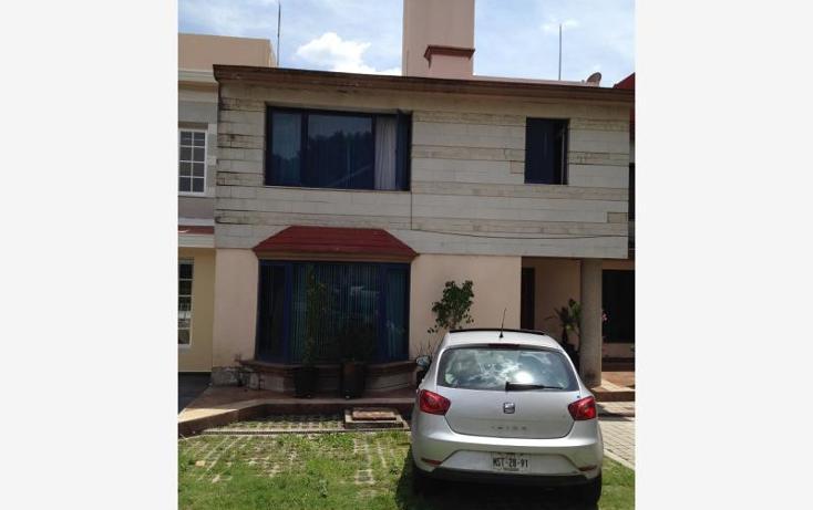 Foto de casa en venta en la malinche 153, colinas del bosque, tlalpan, distrito federal, 0 No. 01