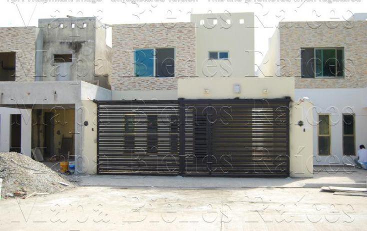 Foto de casa en venta en, la manga, centro, tabasco, 1610696 no 01