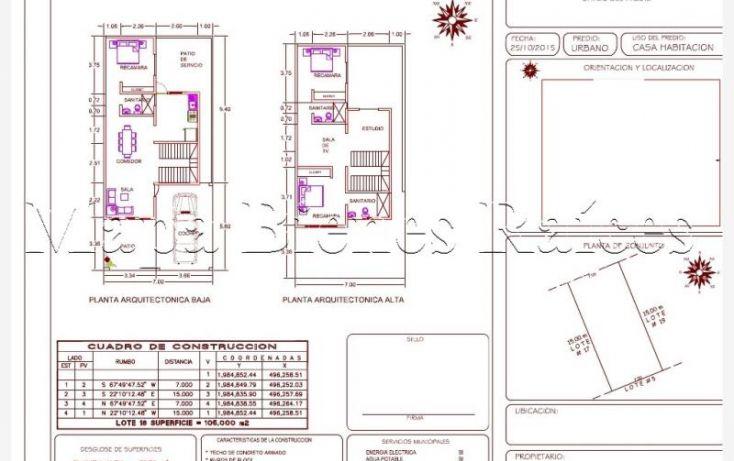 Foto de casa en venta en, la manga, centro, tabasco, 1610696 no 02