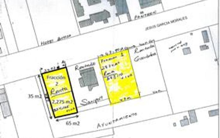 Foto de terreno habitacional en renta en  , la manga, hermosillo, sonora, 1746411 No. 03