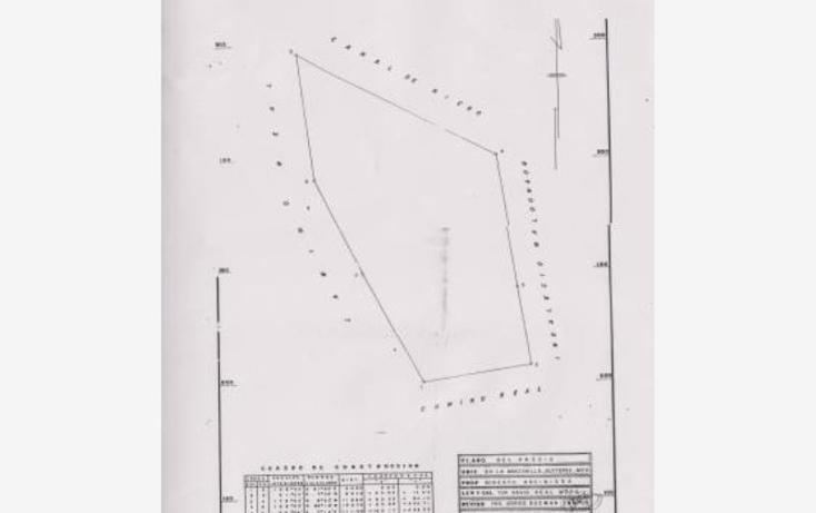 Foto de terreno habitacional en venta en  , la manzanilla, jilotepec, méxico, 472610 No. 04