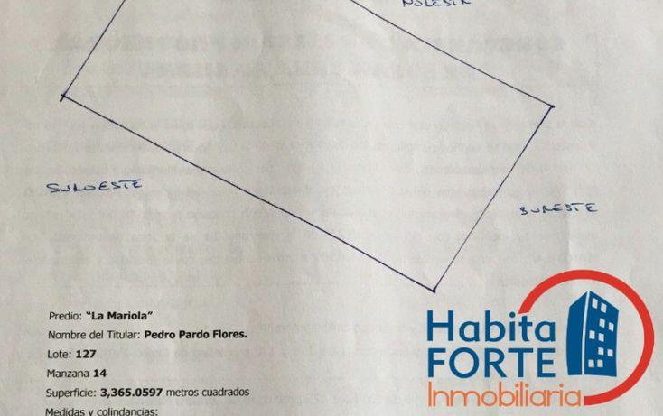 Foto de terreno habitacional en venta en la mariola, el aguaje, san luis potosí, san luis potosí, 1006147 no 01