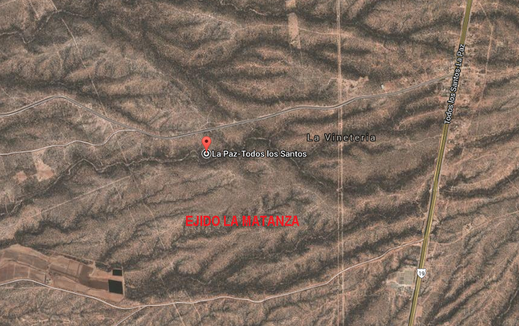 Foto de terreno industrial en venta en  , la matanza, la paz, baja california sur, 1407277 No. 06