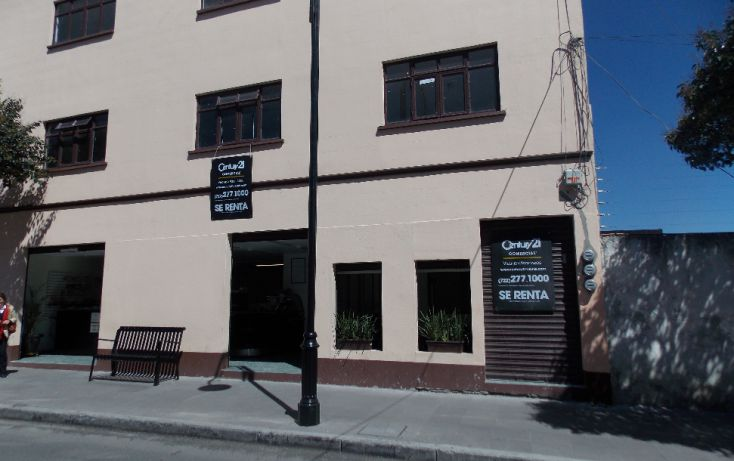 Foto de edificio en renta en, la merced  alameda, toluca, estado de méxico, 1055367 no 01