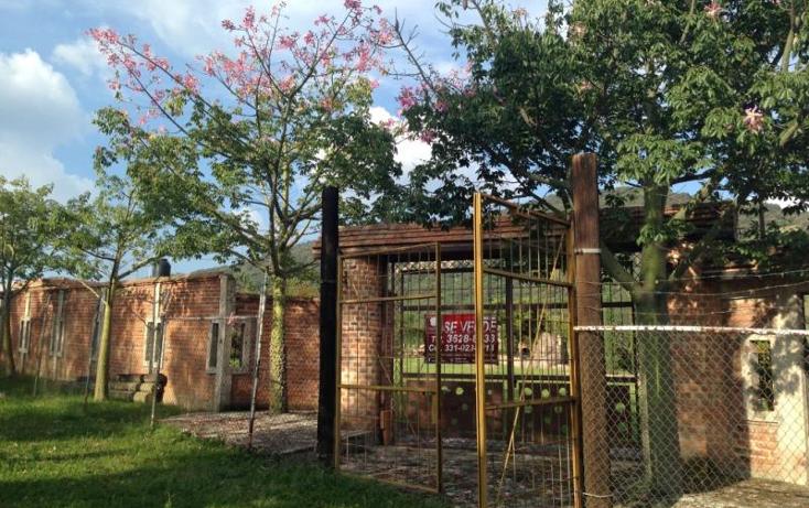 Foto de terreno habitacional en venta en la mesita 1, santa lucia, zapopan, jalisco, 580553 No. 01