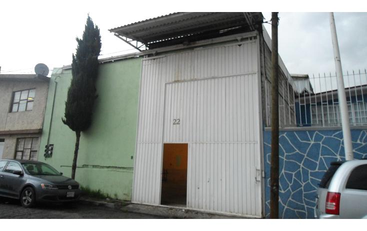 Foto de nave industrial en renta en  , la michoacana, metepec, m?xico, 1143705 No. 01
