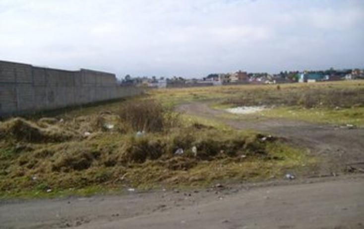 Foto de terreno comercial en renta en  , la michoacana, metepec, méxico, 1299521 No. 01