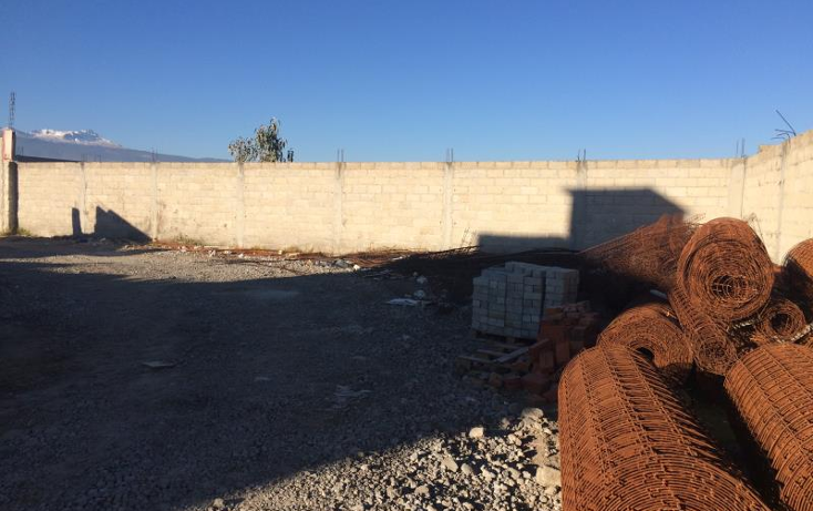 Foto de terreno habitacional en venta en  , la michoacana, metepec, méxico, 1699588 No. 02