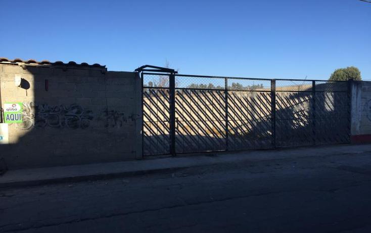 Foto de terreno habitacional en venta en  , la michoacana, metepec, méxico, 1699588 No. 05