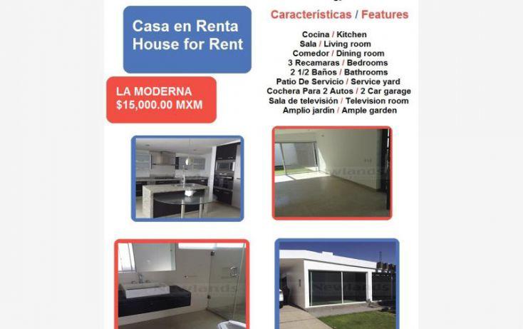 Foto de casa en renta en la moderna 1, moderna, irapuato, guanajuato, 1607662 no 01