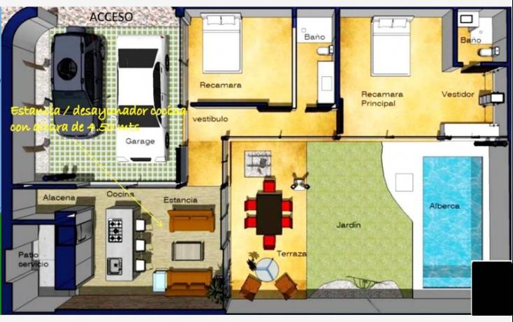 Foto de casa en venta en, la mojonera, cuernavaca, morelos, 673229 no 26