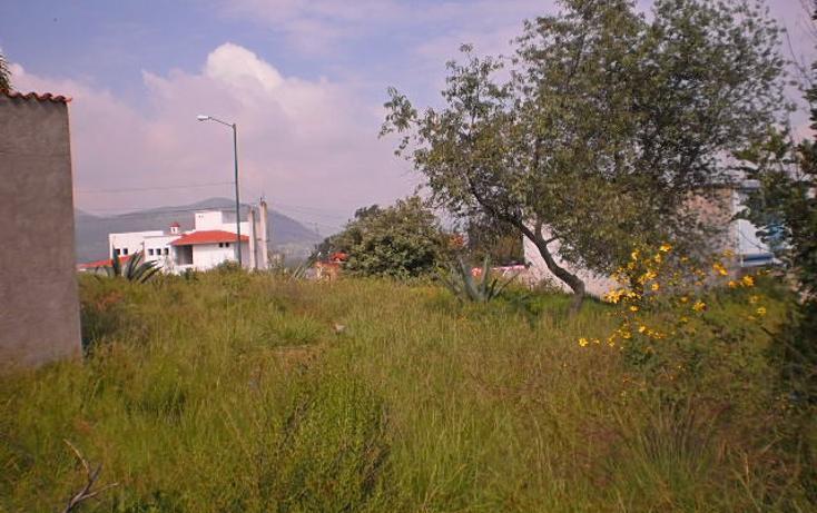 Foto de terreno habitacional en venta en la mora , la mora, atlacomulco, méxico, 1775815 No. 02