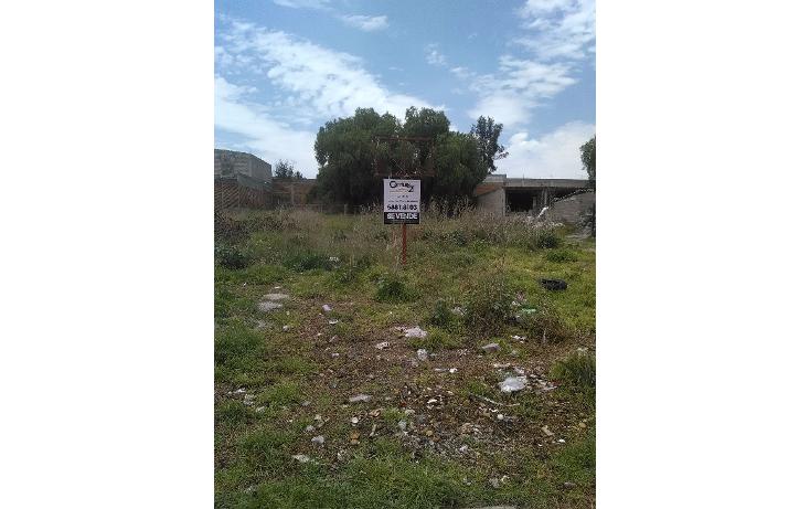 Foto de terreno habitacional en venta en  , la morita, tultepec, m?xico, 1961974 No. 01
